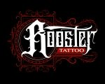 Rooster Tattoo Logo